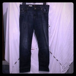 Kut from the Kloth Catherine boyfriend jeans 12